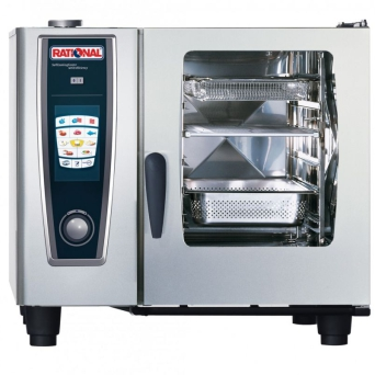 URZĄDZENIE Rational SelfCooking Centre® SCC Whitefficiency61E