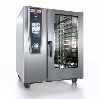 URZĄDZENIE Rational SelfCooking Centre® SCC Whitefficiency 101 E